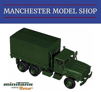 Roco Minitanks 05197 HO 1:87 M923 or M925 5-ton 6×6 truck hardtop US Army |  eBay
