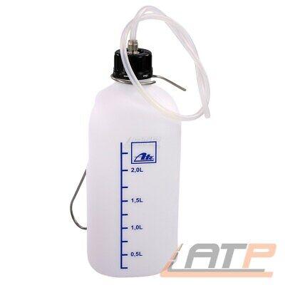 AuffangbehäLter BremsflüSsigkeit BremssystementlüFtung Auffangflasche