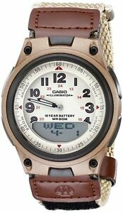 Casio-Men-039-s-AW80V-5BV-World-Time-DataBank-10-Year-Battery-Watch
