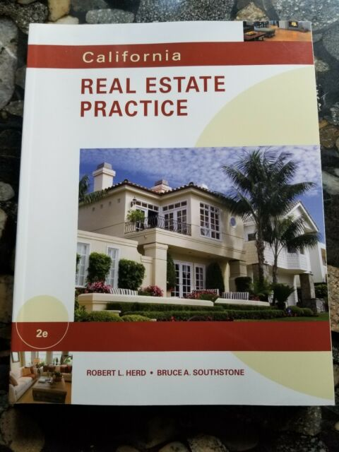 California Real Estate Practice by Bruce A  Southstone and Robert L  Herd  (2010, Paperback)
