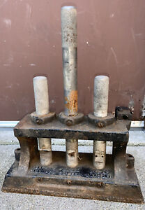 Vintage-JFD-Mfg-Co-Fitting-Clamper-Cable-Cutter-And-Cable-Swadger