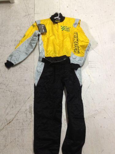 Kart Mini Corsa Drivers Suit Size PP euro 48 NEW OBO