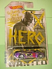 2016 Hot Wheels BATMAN v SUPERMAN Walmart 7 car set Chase Overbored 454 Gotham