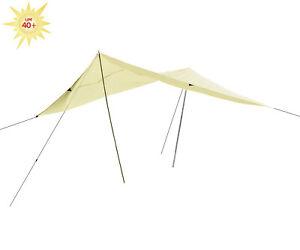Happy-People-Sonnensegel-sandfarben-300-400-cm-Sonnenschutz-UVSchutz-Sichtschutz