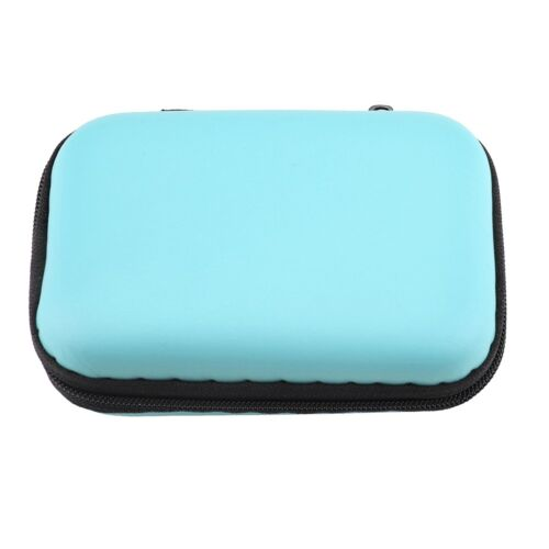 Portable Small Carrying Hard Case Box Headset Earphone Earbud Storage Pouch Bag