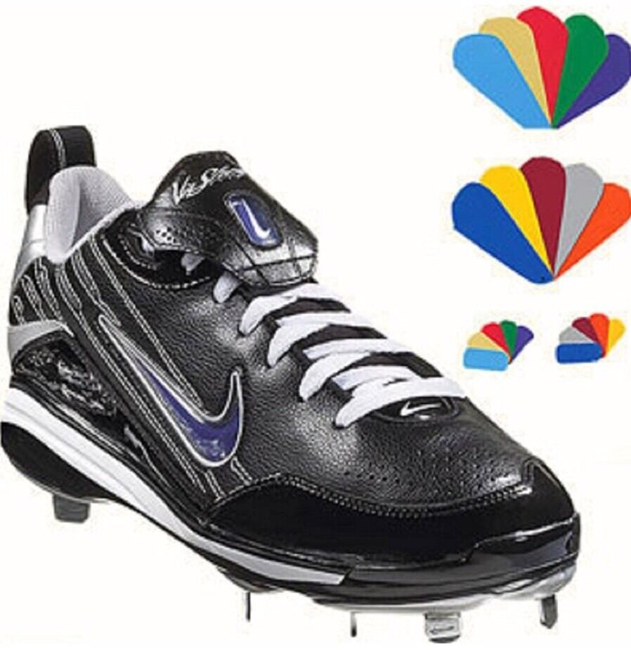 New Men's Nike Air Show Elite Metal Baseball Cleats 334339-011 Sz 13.5