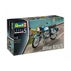 Revell Bmw R75/5 Moto 1:8 Kit De Montage Modèle Art. 07938