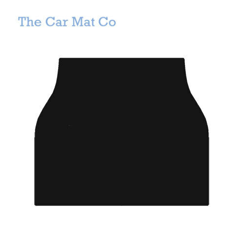 Jaguar XJ8 Short Wheelbase 2003-2009 Fully Tailored Black Car Carpet Boot Mat