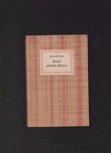 Gerdrud-Lent-Keine-Andern-Goetter-1928-2-Auflage