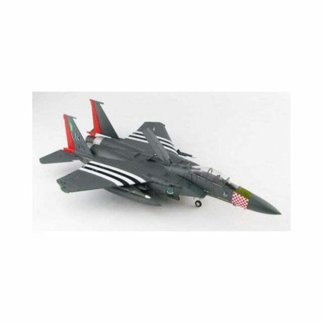 Hobby Master 1:72 HA4518 F-15E Eagle 75th D-Day Anniv 492 FS RAF Lakenheath 2019