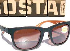 d3828ccd76 Costa Del Mar Copra Ocearch Sunglasses Matte Gray   Silver Mirror 580p