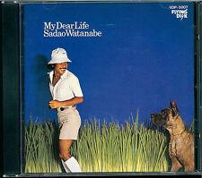 Sadao Watanabe - My Dear Life CD Japan VDP 5007