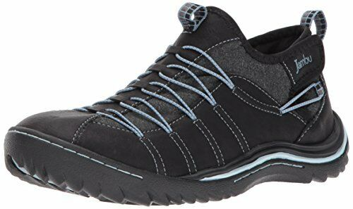 7fe2193675 Jambu Women's Spirit Vegan Sneaker Black Blue Smoke Tumbled Vegan ...