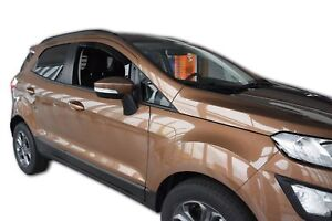 Ford Ecosport II 5 portes 2013-prés Deflecteurs d'air Déflecteurs de vent 2pcs