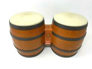 GameCube Donkey Konga Kong Bongo Gm Controller Beat Drums tested working Control