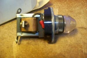 NIB GE HD Oiltight Indicator Light