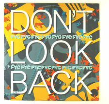 """12"""" Maxi - Fine Young Cannibals - Don't Look Back - C2112 - washed & cleaned"""