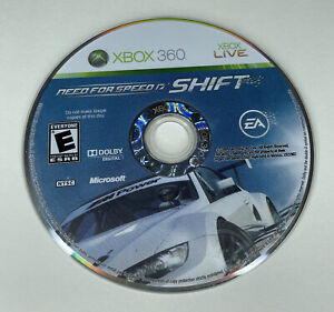Need for Speed: Shift - Xbox 360 Game - Tested / DISC ONLY