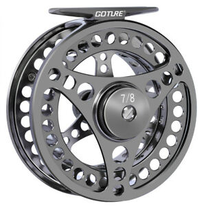 Goture-Fly-Fishing-Reel-5-6-7-8-9-10-CNC-Machined-Large-Arbor-Aluminum-Fly-Reel