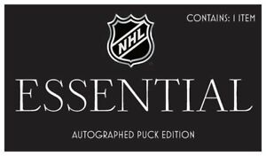 NHL-Hobby-Box-Essential-Memorabilia-Edition-1-puck-per-box-Hockey-coa
