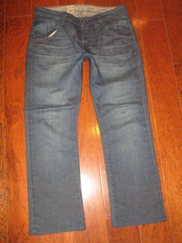 Hommes Dark Nova Stone Jeans Volcom Distressed 28 Sz Slim X Straight Nice 32 SxY5wUUtTq
