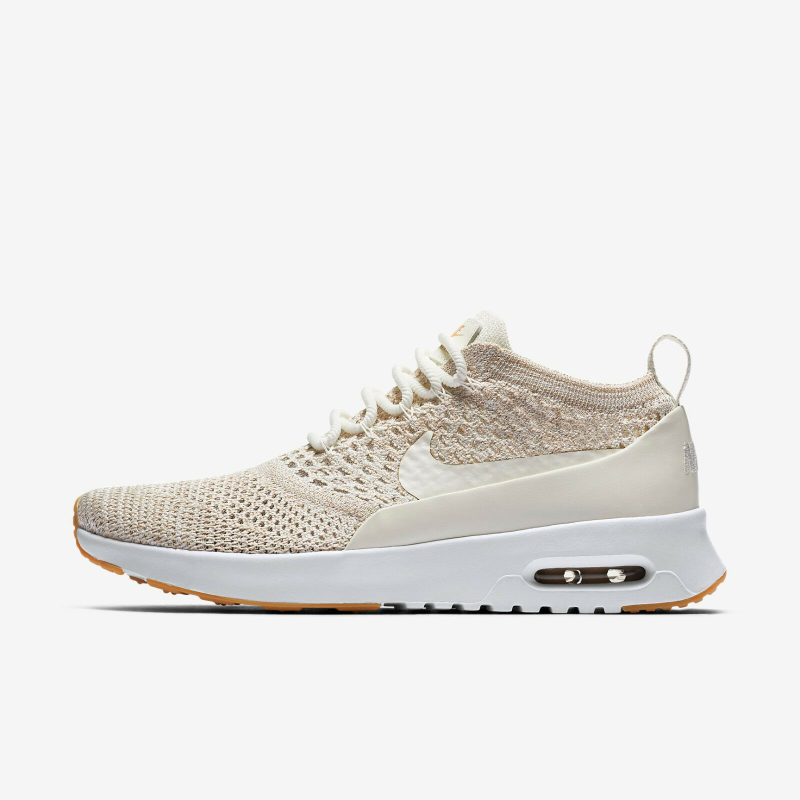 best service e48fd 910fe ... coupon for nike mujeres air max thea ultra zapatos flyknit zapatos  ultra vela blanco 881175 102