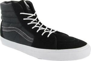 zapatillas negras hombre vans