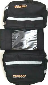 Cycling Bicycle Bike Storage Pannier Saddle Rack Rear Seat Bag Shoulder  **1~