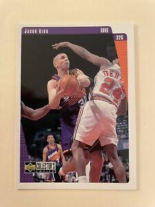 1997-98 Collector's Choice Basketball #110 Jason Kidd