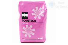 Pointech Dental Impression Alginate 1 Pound Bag Normal Set Mint Flavor