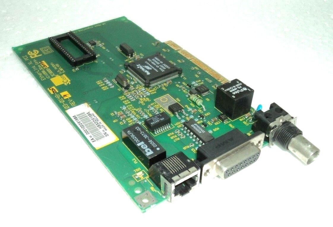 3Com EtherLink XL PCI 3C900B-Combo 03-0148-000 Network Card