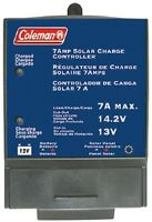 Coleman Sunforce 68012 7 Amp Solar Charge Controller Protects Solar Panels