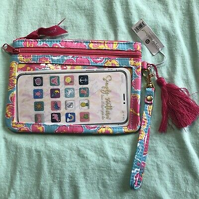 NEW Simply Southern Phone Wristlet iPhone case MERMAID