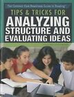 Tips & Tricks for Analyzing Structure and Evaluating Ideas by Sandra K Athans (Hardback, 2014)