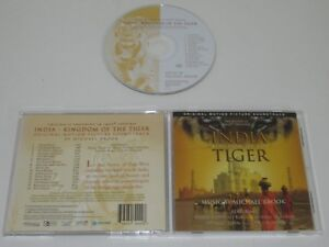 Inde-Royaume-of-the-Tiger-SOUNDTRACK-MICHAEL-BROOK-fw8000-CD-Album