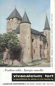 Buvard-Vivacalcium-Fort-Laboratoires-Laroche-Navarron