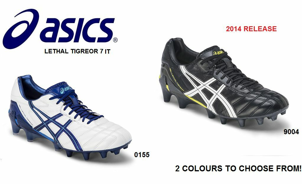 ASICS Gel Lethal Tigreor 7 IT Footbtutti stivali Was 220 Now 199.90  gratuito Delivery