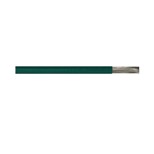 3000' 1015-18 16-5 18 AWG 16 Strands UL 1015 TC 600V PVC Green Hook Up Wire