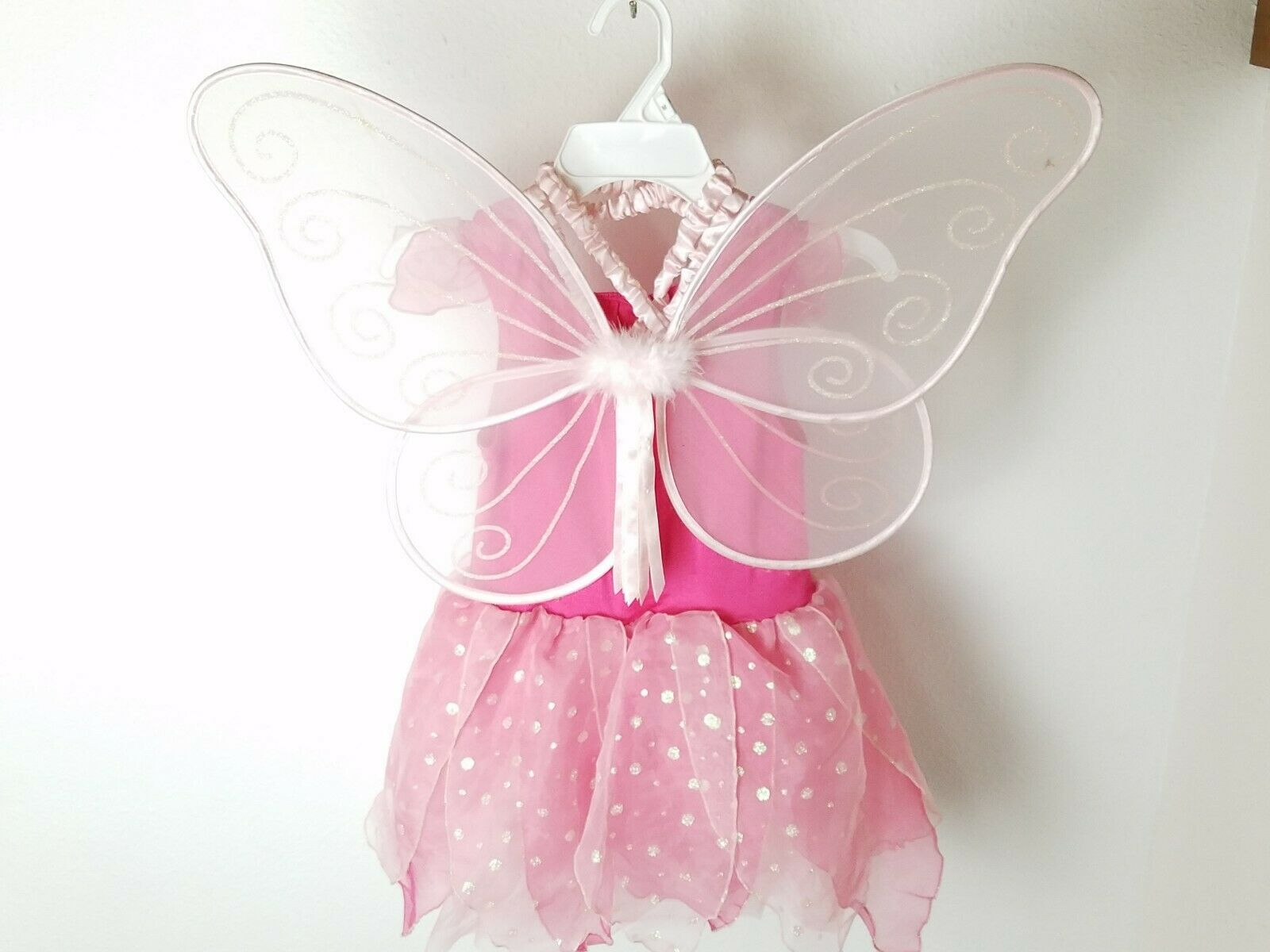 Gymboree Girl's M 7-8 Fairy Butterfly Halloween Costume Wings