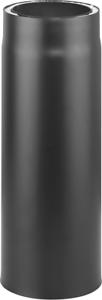 Möck Primus 100 mm  Rohr 250 mm doppelwandig gedämmt schwarz metallic isoliert