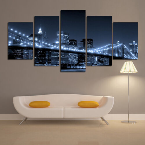 Picture Oil Painting Home Wall Room Decoration Living room Hanging Bedroom