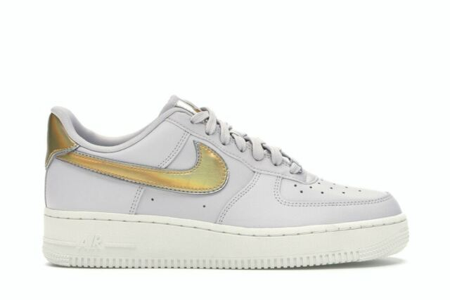 Nike Air Force 1 '07 MTLC Womens Size 7