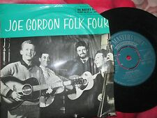 Joe Gordon Folk Four Joe Gordon Folk His Master's Voice 7EG 8545 UK 7inch Single