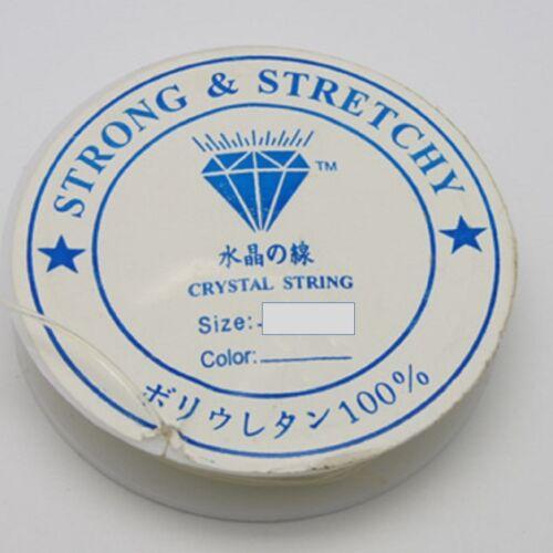 1 Roll 1mm Quality Elastic Stretch Crystal Thread