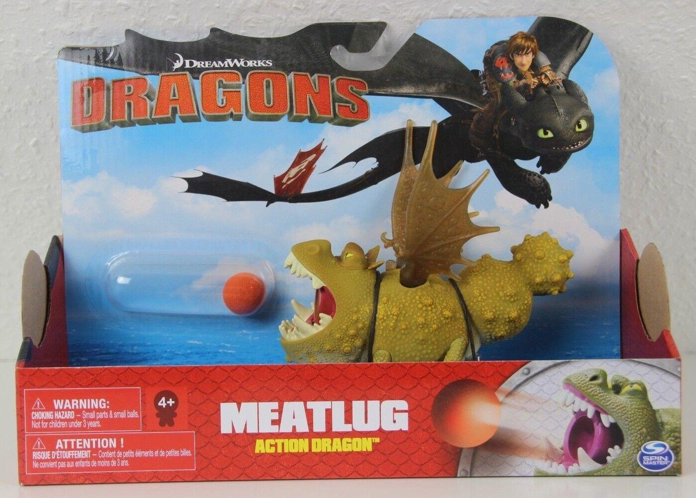 Meatlug   Fleischklops - Action Dragon Drachenzähmen Dragons Drachenreiter Berg