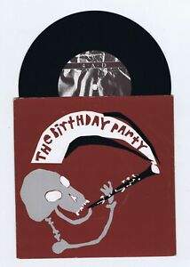45-RPM-7-039-039-THE-BIRTHDAY-PARTY-MR-CLARINET-NICK-CAVE-UK