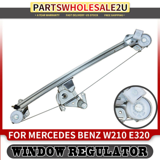 Rear Left Power Window Regulator Lift w//o Motor for Mercedes-Benz W210 E320