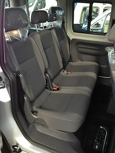 Brand New VW Caddy Rear Seats - Retro Fit Conversion 5