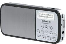 Artikelbild Technisat TechniRadio RDR Silber DAB+ UKW Radio mit USB AKKU Top Klang
