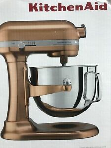 Kitchenaid Ksm7588pcp Proline Edition Stand Mixer Copper Pearl 7